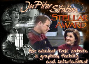 JuPiter Station Stellar Award