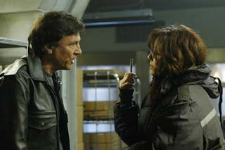 Zarek and Roslin